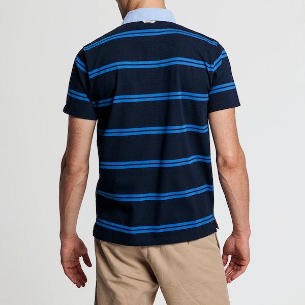 Gant Contrast Heavy Rugger Polo Shirt