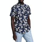 Gant D2.lemon Flower Print Reg Bd Shirt