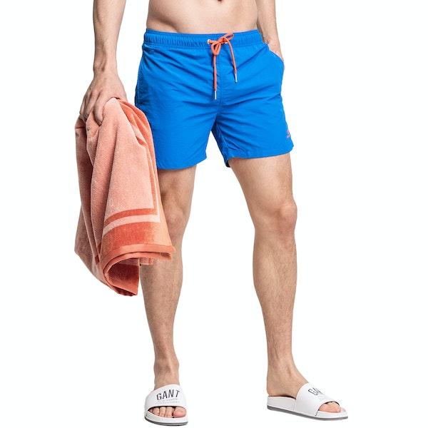 Gant Basic Classic Fit Swim Shorts