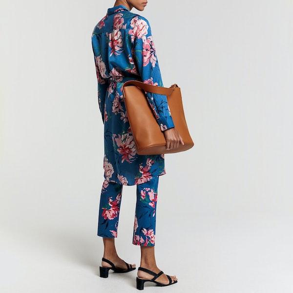 Gant Peonies Print Damski Sukienka