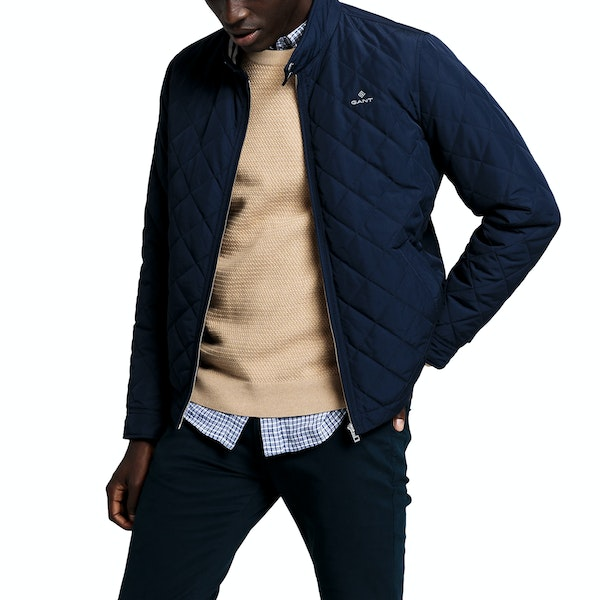 Gant The Quilted Windcheater Jacket