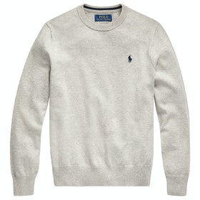 Polo Ralph Lauren Sweater Junior Boy's Knits - Dark Sport Heather