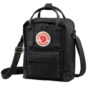 Borse Messaggero Fjallraven Kånken Sling - Black