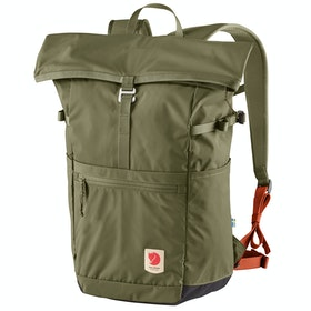 Fjallraven High Coast Foldsack 24 , Ryggsekker - Green
