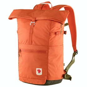 Fjallraven High Coast Foldsack 24 , Ryggsekker - Rowan Red