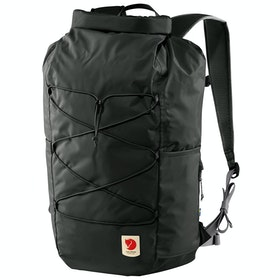 Fjallraven High Coast Rolltop 26 Backpack - Dark Grey