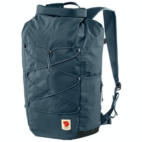 Fjallraven High Coast Rolltop 26 Backpack - Navy