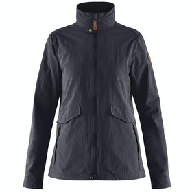 Fjallraven Travellers MT Dames Jas - Dark Navy