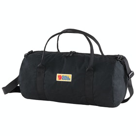 Fjallraven Vardag 30 Duffle Bag - Black