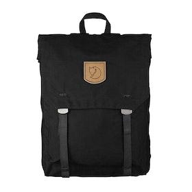 Fjallraven Foldsack No 1 Backpack - Black