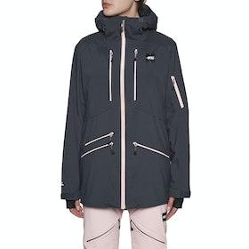 Picture Organic Haakon Snow Jacket - Dark Blue