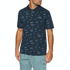 Chemise Polo Protest Flockton - Ground Blue