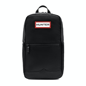 Hunter Original Nylon One Shoulder Backpack - Black