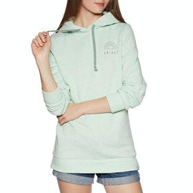 Pullover à Capuche Femme Animal Ava - Harbour Green Marl