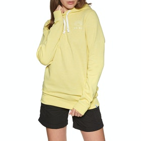 Pullover à Capuche Femme Animal Ava - Pineapple Yellow Marl