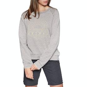 Animal Lamu Womens Sweater - Cinder Grey