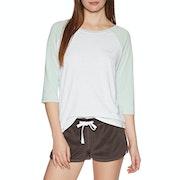 Animal Surfside Womens Long Sleeve T-Shirt