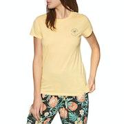 Animal Flyte Womens Short Sleeve T-Shirt