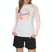 Animal Reflect Womens Long Sleeve T-Shirt