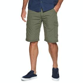 Animal Alantas Shorts - Dusty Olive Green