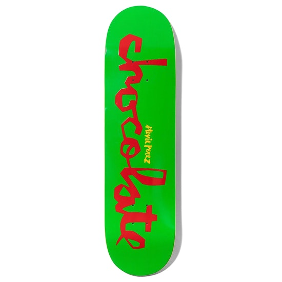 Chocolate Perez Original Chunk Skateboard Deck
