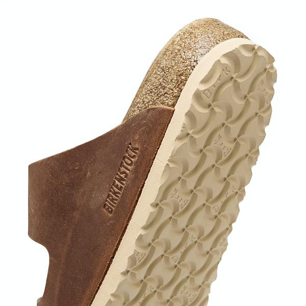 Birkenstock Arizona Big Buckle Oiled Leather Sandalen