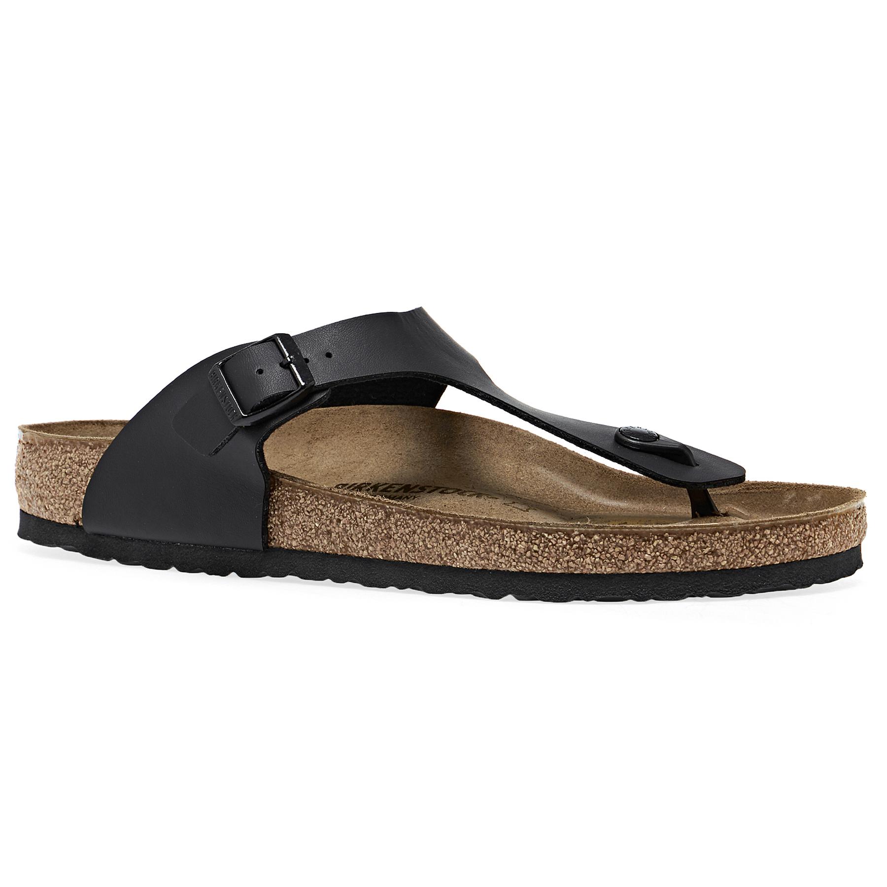 Birkenstock Sandals black for £55.00
