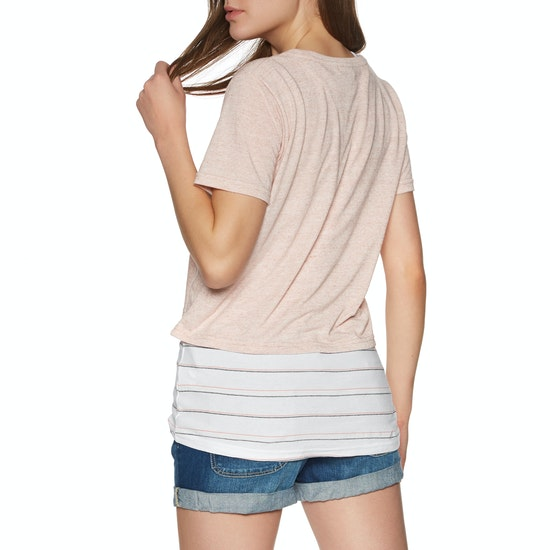 Animal Double Up Womens Short Sleeve T-Shirt