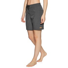 Protest Ultimate Beach Shorts - True Black