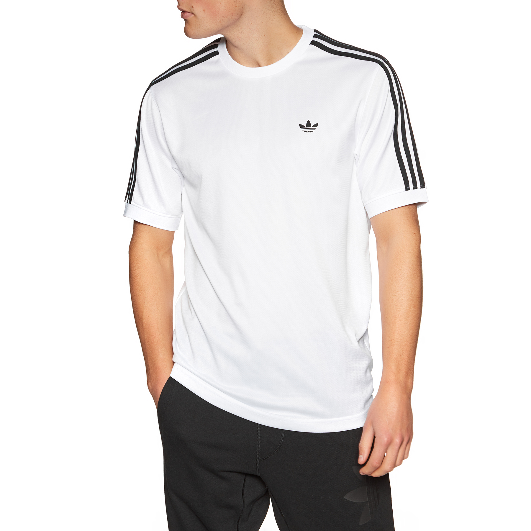Adidas Aero Club Jersey Short Sleeve T-Shirt | Free Delivery Options