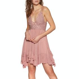 Free People Adella Slip Dress - Rose