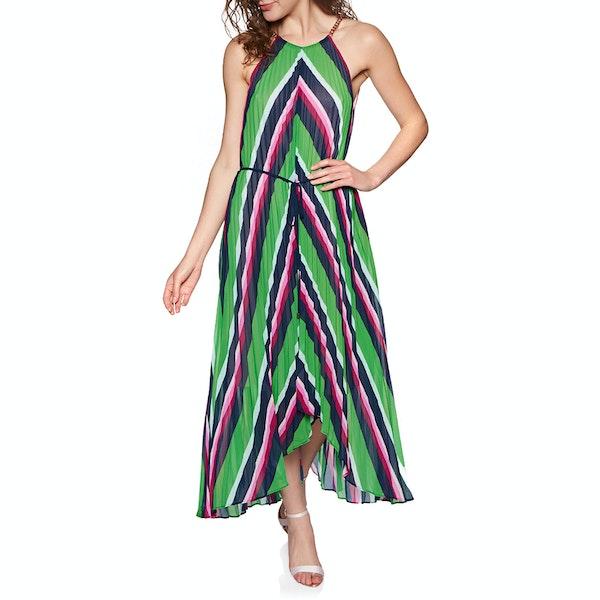 Ted Baker Shannah Directional Stripe Maxi Платье