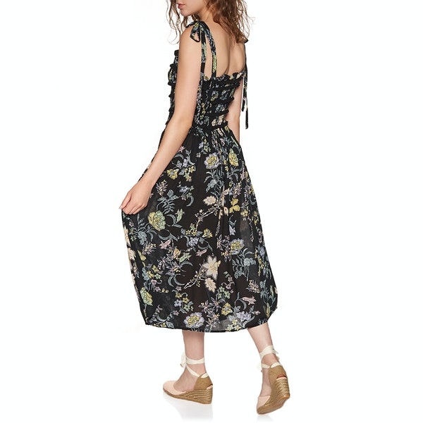 Abito Free People Isla Midi