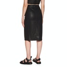 Free People Wrapped Up Vegan Midi Skirt