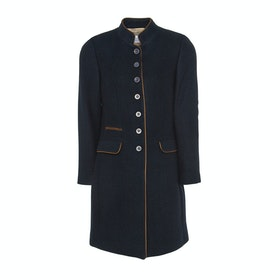 Country Attire Made In England Millie Damen Jacke - Navy
