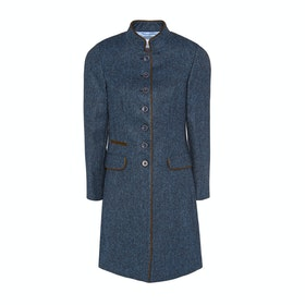 Country Attire Made In England Millie Damen Jacke - Dark Bue