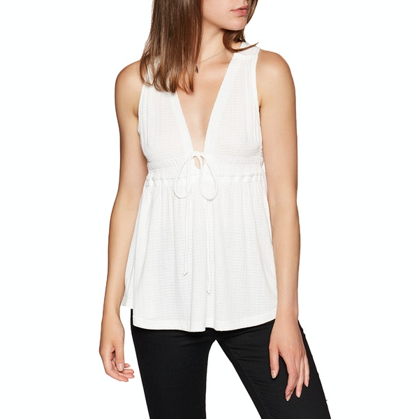 Free People Beach Bound Tank Kvinner Topp