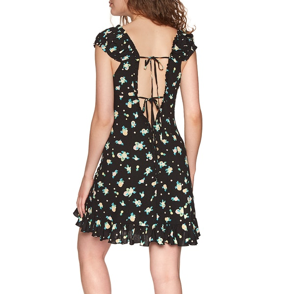 Free People Like A Lady Printed Mini ワンピース