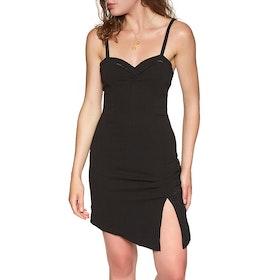 Free People Monroe Mini Women's Dress - Black