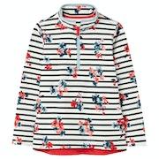 Joules Fairdale Half Zip Girls Sweater