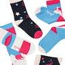 Joules Brilliant Bamboo Girls Socks