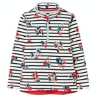 Joules Fairdale Half Zip Girl's Sweater