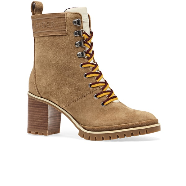 Tommy Hilfiger Sporty Outdoor Mid Womens Boty