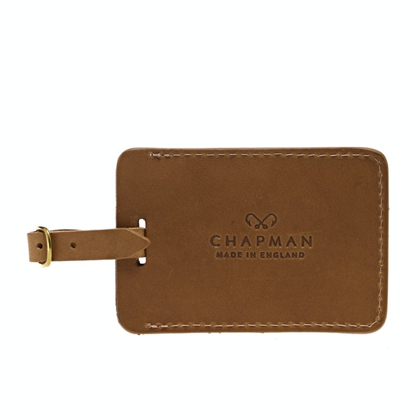 Chapman Passport Holder And Luggage Tag