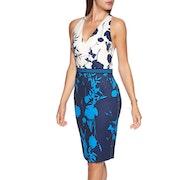 Ted Baker Tilliai Bluebell Bodycon Dress