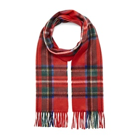 Country Attire Made In Scotland Scarf - Royal Stewart