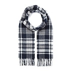 Country Attire Made In Scotland Lambswool Mix Scarf