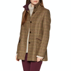 Country Attire Beauly Damen Jacke - Beige