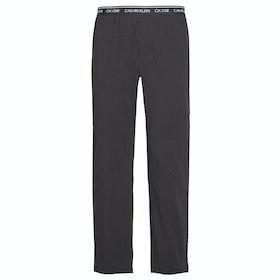 Pigiami Uomo Calvin Klein Basic Sleep Pant - Black