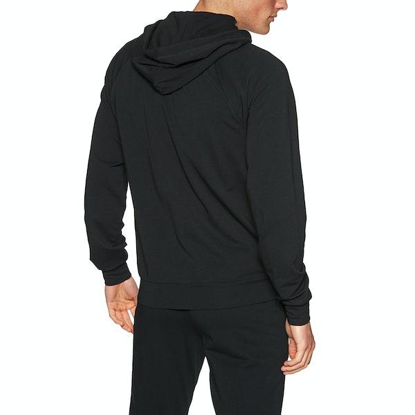 Emporio Armani Long Sleeve Pullover hettegenser